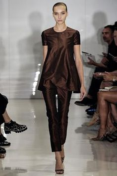 Ralph Rucci Spring 2015 Ready-to-Wear Fashion Show: Complete Collection - Style.com