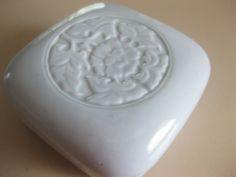Tiffany & Co. Pastel Powder Blue Porcelain Trinket Box