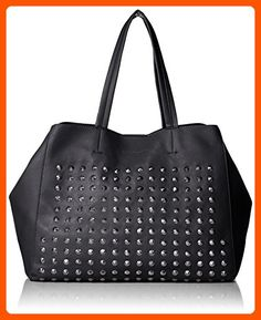 BCBGeneration the Wild and Free Tote, Black - All about women (*Amazon Partner-Link)