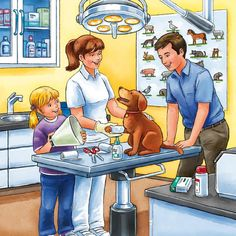 Vocabulari: al veterinari