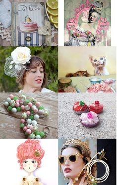 Let Em Eat Cake! by Holly Bean on Etsy--Pinned with TreasuryPin.com