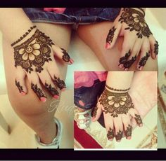 Beautiful Mehndi Design - Browse thousand of beautiful mehndi desings for your hands and feet. Here you will be find best mehndi design for every place and occastion. Quickly save your favorite Mehendi design images and pictures on the HappyShappy app. Mehandi Designs For Kids, Baby Mehndi Design, Modern Mehndi Designs, Mehndi Design Pictures, Mehndi Designs For Fingers, Beautiful Mehndi Design, Mehndi Images, Henna Shop, Mehendi