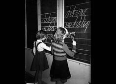 Skolen i 50'erne