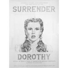 Surrender Dorothy - Glenn Tramantano