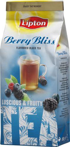 Lipton Berry Bliss Lipton, Berry, Bliss, The Originals, Blueberries