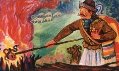 Mese az állatok nyelvén tudó juhászról Painting, Art, Art Background, Painting Art, Kunst, Paintings, Performing Arts, Painted Canvas, Drawings