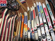 Ski Racing, Ski Equipment, Ski Posters, Alpine Skiing, Vintage Ski, K2, Kayaking, Old School, Bigfoot