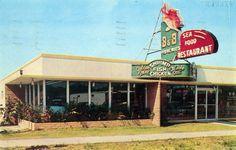 B Fisheries Restaurant Daytona Beach Florida