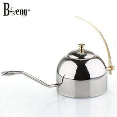 The most beautiful gooseneck kettle