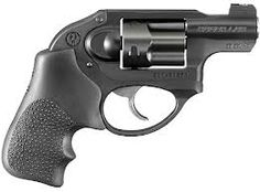 Ruger LCR, nice compact gun.