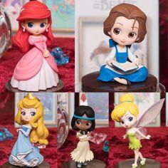 rapunzel in clay Disney Animator Doll, Disney Dolls, Polymer Clay Dolls, Polymer Clay Crafts, Disney Princess Art, Disney Art, Baby Christmas Photos, Disney Figurines, Cute Piggies