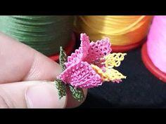 Needle Lace, Bargello, Three Dimensional, Home Crafts, Tulips, Denim Fashion, Crochet Earrings, Elsa, Flowers