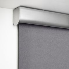 TRETUR light grey, Block-out roller blind, cm. With block-out blinds you won't get your sleep disturbed by moonlight and street lights - or be woken by the sun when you want to sleep in late. Blackout Blinds, Blackout Windows, Blackout Shades, Roller Shades, Roller Blinds, Ikea Roller Blind, Sliding Door Window Treatments, Sliding Door Blinds, Sliding Door Coverings