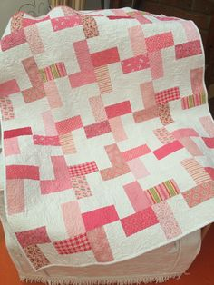 Custom Made Quilts Ann, Quilts, Blanket, Design, Quilt Sets, Quilt, Rug, Log Cabin Quilts, Blankets