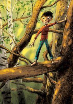 brionymaysmith:  The Tree Climber