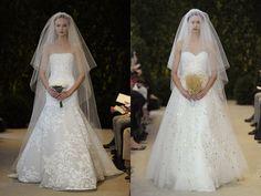 #Spring14 Bridal collection from @Carolina Hg