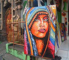 The Bali Bubble home page Bali, Bubbles, Painting, Painting Art, Paintings, Painted Canvas, Drawings, Vw Beetles