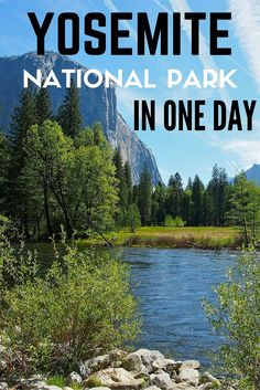 Yosemite National Park in one day