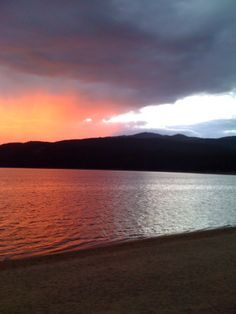 Turquoise Lake, Leadville, Colorado. Camped here with my Girl Scouts. They thought they were going to freeze to death - in June!