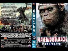 Filmes De Ação Em HD - Filme Planeta dos Macacos O Confronto