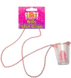 Pink Inside Shot Gles Hen S Night Out Party Choose Any Amount