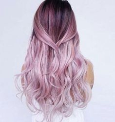 Pink #followback #colors #hair
