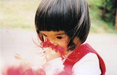 未来ちゃんの秋 Moral-chan in autumn