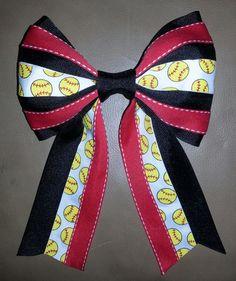 Softball bow