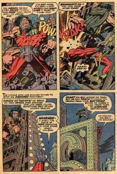 Kalibak - Jack Kirby, New Gods #7