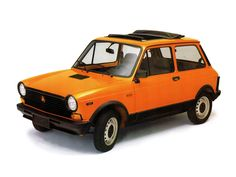 Autobianchi A112. Brilliant little car. Just around 650kg and you could get with a 1.2 liter engine, which produced around 70 HP. That was massive for that little car in the 70s. It was easy to tune the engine to 85 to 90 HP, and that made it easily quicker than a Golf GTI.