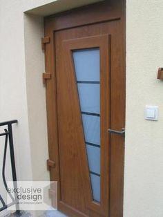 Drzwi zewnętrzne, wejściowe na wymiar