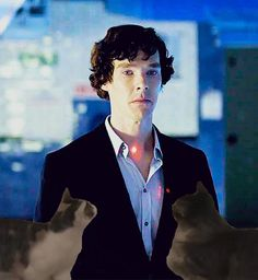 They're... special.   A Basic Guide To Benedict Cumberbatch>>> I'm in love with this GIF