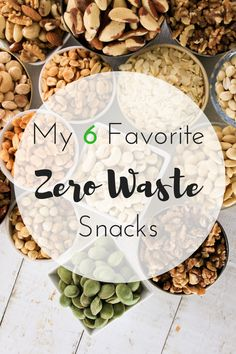 Before Zero Waste my snacking habits werent the best. They usually consisted of packaged snack cakes chips boxes of crackers cookies made by elves and about anything else conveniently prepackaged. Zero Waste, Reduce Waste, Waste Reduction, Green Living Tips, Paleo, Food Waste, Sustainable Living, Recycling, Homemade