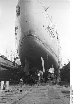 Schlachtschiff Bismarck (1939)
