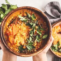 Ayurveda: Eat your type according to your dosha Superfood, Diet And Nutrition, Palak Paneer, Curry, Eat, Ethnic Recipes, Ayurveda Dosha, Type, High Carb Foods