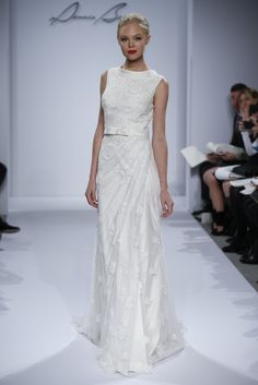 Dennis Basso for Kleinfeld Bridal Spring 2014 - Gorgeous., love the details & embellishments. Change the skirt to for your style