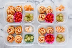 School Lunches 2014: week 10 — What Lisa Cooks