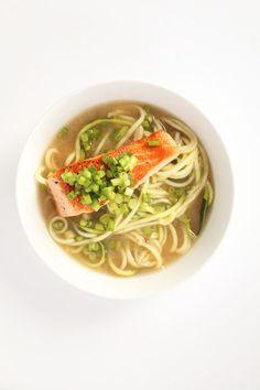 zucchini noodle zucchini with scallions scallions and zucchini