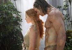 Tarzan and Jane From The Legend of Tarzan is a great choice for a couple Halloween costume.