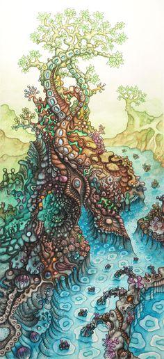 Artificial Tree 4 - Andy Thomas