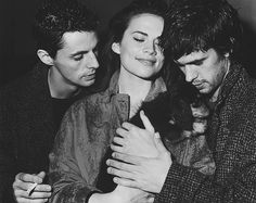 Matthew Goode, Hayley Atwell & Ben Wishaw..........acting dream team.