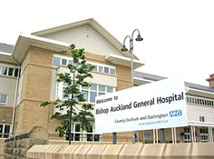 Bishop Auckland General Hospital for planned care
