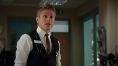 Ethan Hardy - George Rainsford - 32.22 Casualty Cast, Holby City, Tv Shows, Favorite Things, It Cast, Tv Series