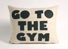 go to the gym by wilda