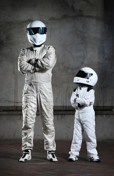 Tell Us Your Spookiest Top Gear's Stig Stories For Halloween!