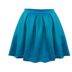 Skater Skirt ($67) ❤ liked on Polyvore
