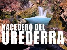 Una explosión de agua y color en plena sierra de Urbasa. La ruta al Nacedero del Urederra nos regala la visión de pozas de agua cristalina y decenas de cascadas impresionantes. Sierra, Waterfall, Places To Visit, Outdoor, Swimming Holes, Forests, Trekking, Waterfalls, Getting To Know