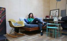 Zeheira, Pantin - Inside Closet