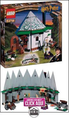 LEGO 4707 Harry Potter - La cabaña de Hagrid (año 2001)  ✿ Lego - el surtido más amplio ✿ ▬► Ver oferta: https://comprar.io/goto/B00005NPND