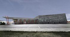 Terminal de Ônibus Oeste de Kayseri,© Ket Kolektif
